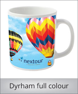 Durham full colour krus